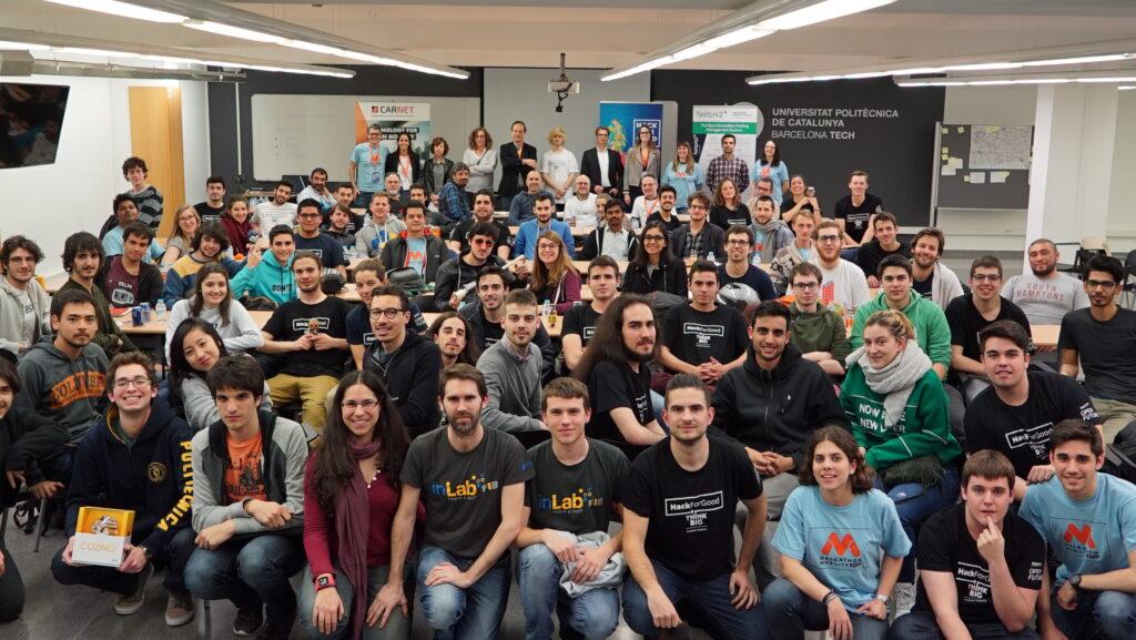 Foto Grupal Hackathon 2018